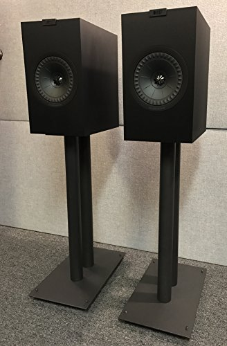 Vega KEF Q350 Steel Bookshelf Speaker Stand Fillable by Vega
