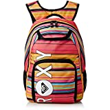Roxy Women's Shadow Swell Backpack, Sundown Stripe