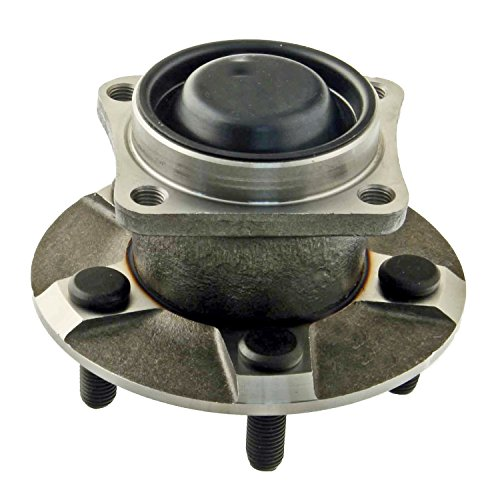 APDTY 512218 Wheel Hub & Bearing Assembly Fits Rear Left Or Right 2003-2008 Pontiac Vibe, Toyota Matrix, Corolla Or 2000-2005 Toyota Celica (Replaces 88970097) ()
