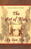 Book Cover for The Art of War by Sun Tzu - Deluxe Hardcover Edition
