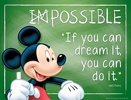 "Eureka Mickey Possible 17""x22"" Posters (837040)"