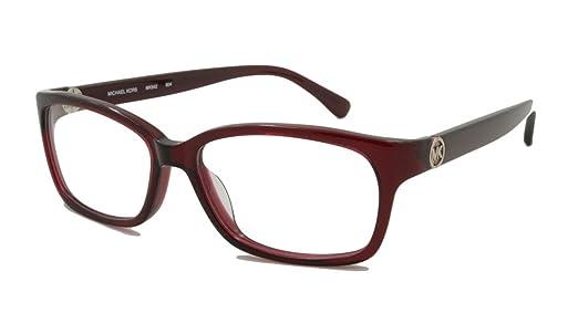michael kors eyeglasses mk842 604 burgundy 51 15 135 - Michael Kors Eyeglasses Frames