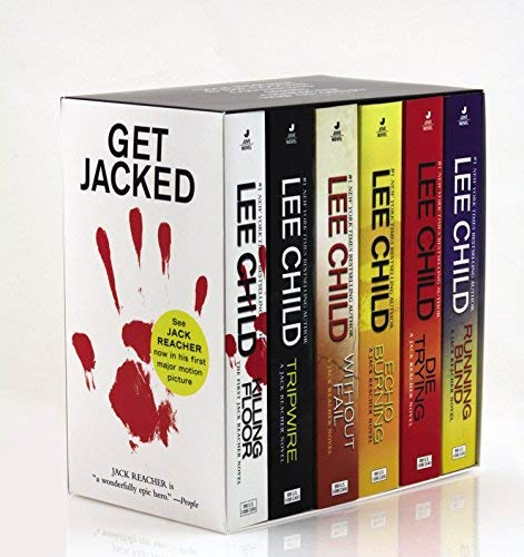 Jack Reacher Boxed Set by Child, Lee (2013) Paperback