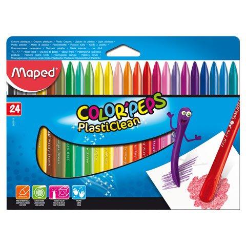 Plastic Crayons - 1