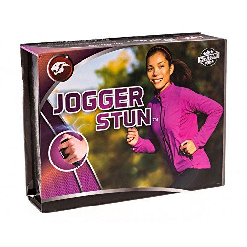 Cheetah Jogger 4.8 Mil Stun Gun Black