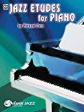 img - for Jazz Etudes for Piano book / textbook / text book