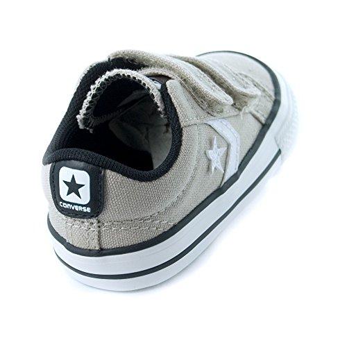 Lonas de niño con velcro Converse Star Player EV Gris GRIS
