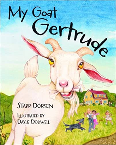 Books in french download My Goat Gertrude by Starr Dobson iBook