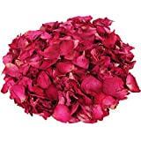 100 g Dry Rose Petal Natural Flower Spa Bath Relieve Fragrant Body Massager