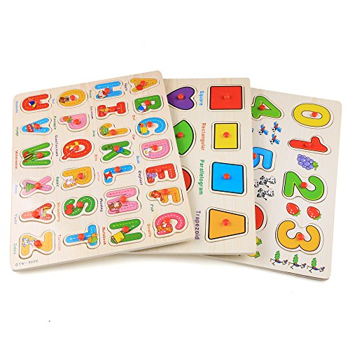 Arshiner Wooden Deluxe Classic Alphabet product image