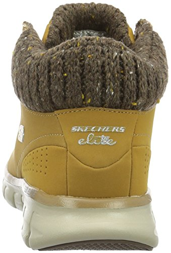 Sportives Skechers SKEES Baskets Synergy Winter Nights Wtn Beige Femme PwZw6qXWfx