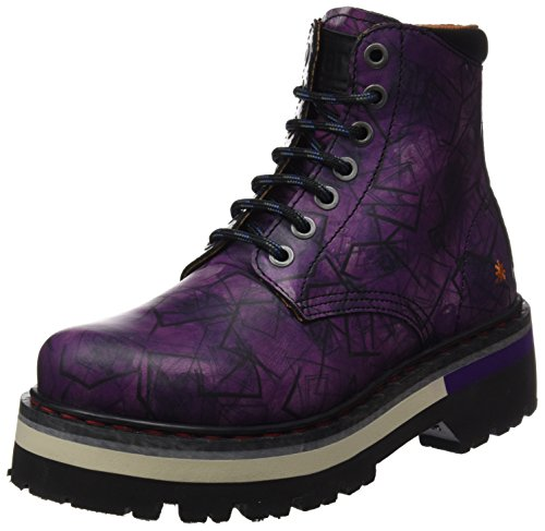 Art North Beach, Botas para Mujer Morado (Fantasy Cerise)