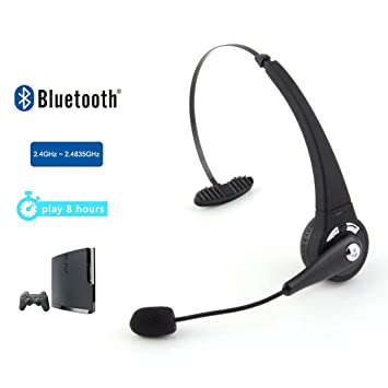 Swiftswan Gaming Casque sans fil Bluetooth