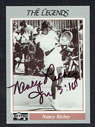 Richey Signed Legends Card - 1