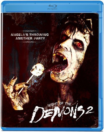 - Night of the Demons 2 [Blu-ray]