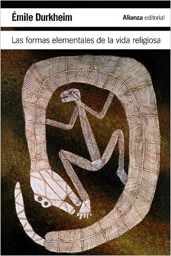Book's Cover of Las formas elementales de la vida religiosa (El libro de bolsillo - Ciencias sociales) (Español) Tapa blanda – 13 febrero 2014