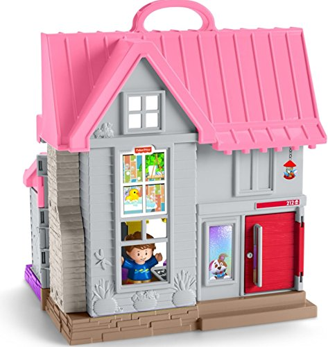 Fisher-Price Little People Big Helpers (Little People Girl)