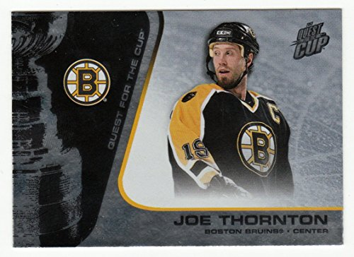 Joe Thornton (Hockey Card) 2002-03 Pacific Quest For The Cup # 8 NM/M