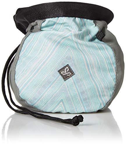 prAna Unisex Large Women's Chalk Bag W/Belt, Agave Samba, One Size (Prana Chalk Bag)