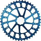 Wolf Tooth Components Giant Cog for SRAM XX1/X01 Blue, 46t