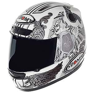Suomy Apex White Angel Full Face Helmet 2X-Large