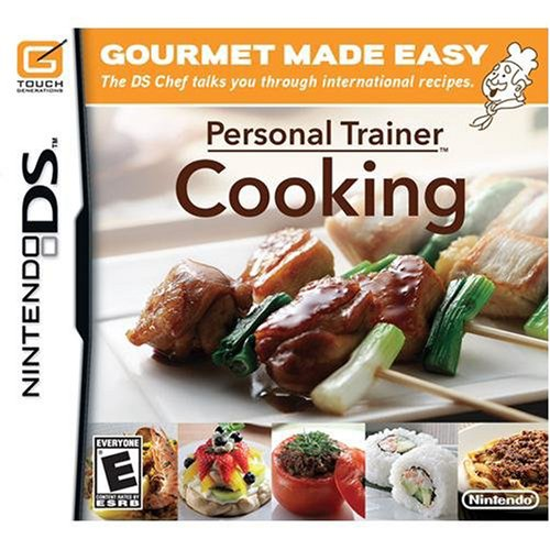 Personal Trainer Cooking Nintendo DS