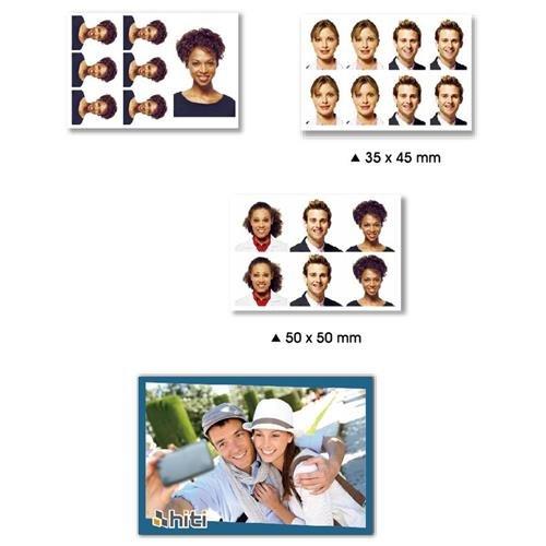 HiTi 4x6'' Photo Print Pack for P310W Printer, 60 Pack, Carton of 12 (Total 720 Prints) by HiTi