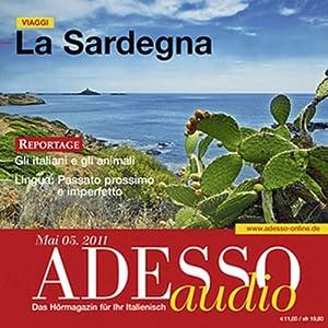 ADESSO Audio - Passato prossimo e imperfetto. 5/2011 Hörbuch