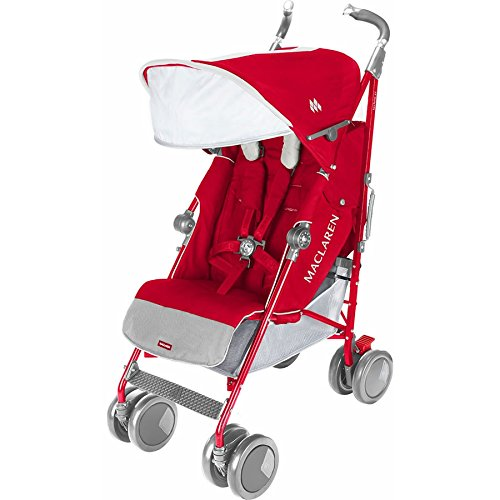 Maclaren Techno Xt Head - Maclaren Techno XT Stroller, Persian Rose