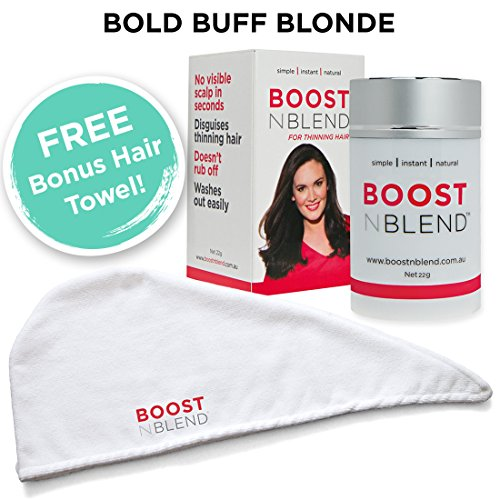 BOOSTnBLEND Blonde Concealer BONUS TOWEL product image