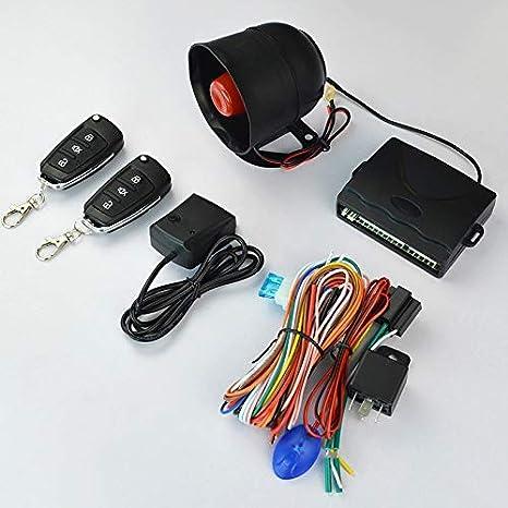 Abilieauty, Kit de Sistema de Control Remoto para Coche con ...