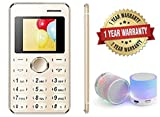 MacBerry Credit Card Mobile Phone With Camera & Bluetooth LED Speaker