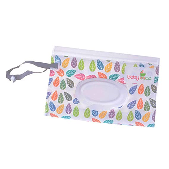 Reutilizable bolsa de limpieza húmeda, juego de 5 dispensadores de toallitas personales para bebé.: Amazon.es: Bebé
