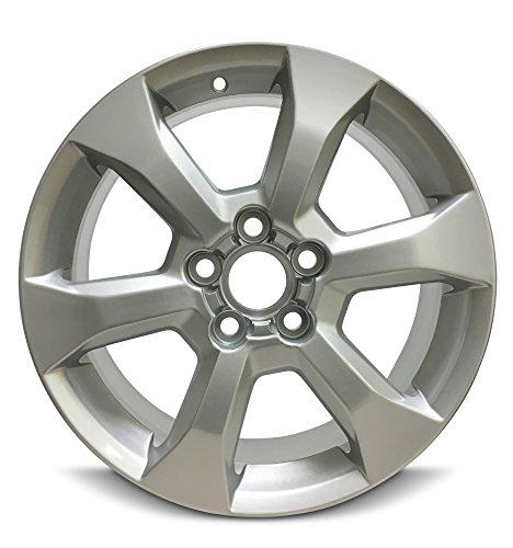 Toyota Rav4 17 Inch 5 Lug 6 Spoke Alloy Rim/17x7 5-114.3 Alloy Wheel (Alloy 5 Spoke)