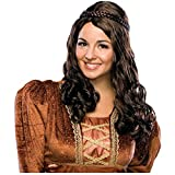 Renaissance Girl Wig Costume Accessory