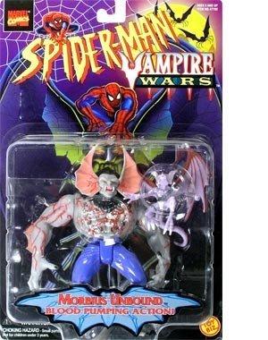 Toy Biz Marvel Spider-Man Vampire Wars Morbius Unbound Figure