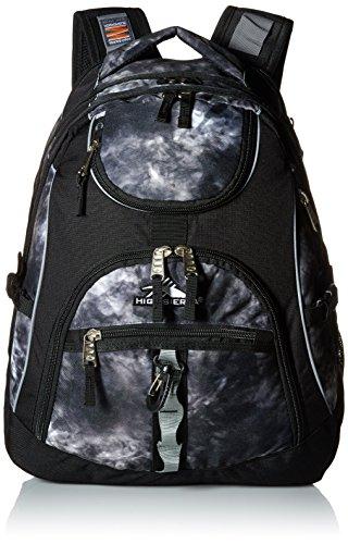 High Sierra Access Laptop Backpack, Atmosphere/Black