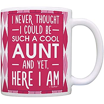 Amazon.com: Mother's Day Gift for Aunt Never Thought I
