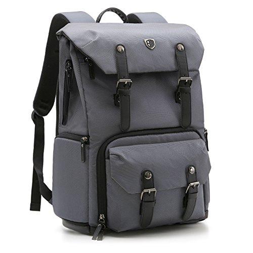 """BAGSMART Camera Backpack for SLR/DSLR Cameras & 15"""" Macbook"""