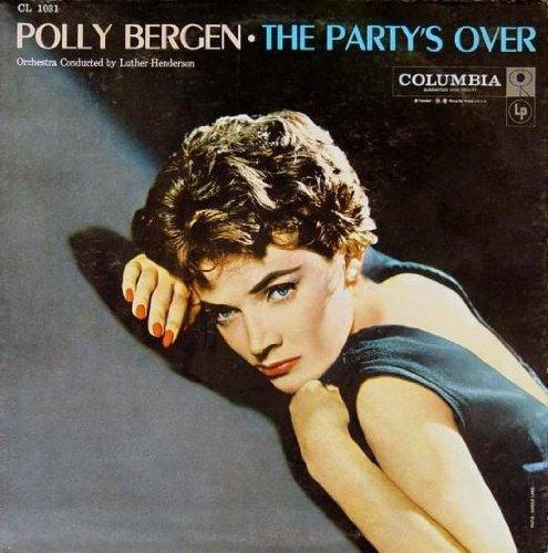 Polly Bergen: The Partys Over [VINYL LP] [MONO]