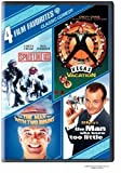 4 Film Favorites: Classic Comedies (The Man Who Knew Too Little, The Man with Two Brains, Spies Like Us, Vegas Vacation) by Warner Home Video