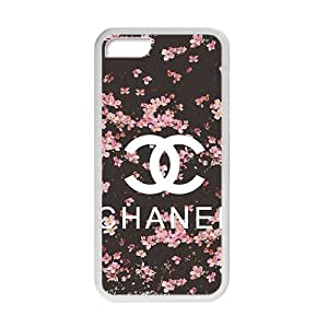 Famous brand logo Chanel design fashion cell phone case for iPhone 5C