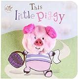 Best Parragon Books Books For Children - This Little Piggy Finger Puppet Book (Little Learners) Review