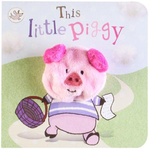 This Little Piggy Finger Puppet Book (Little Learners)