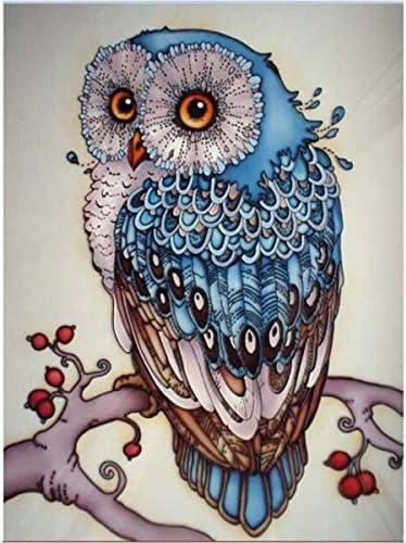 5D-Mandala Diamond Embroidery DIY Craft Painting Cross Art Deco Home Stitch X8M7