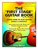 "The ""First Stage"" Guitar Book, Chris Lopez, 0966771907"