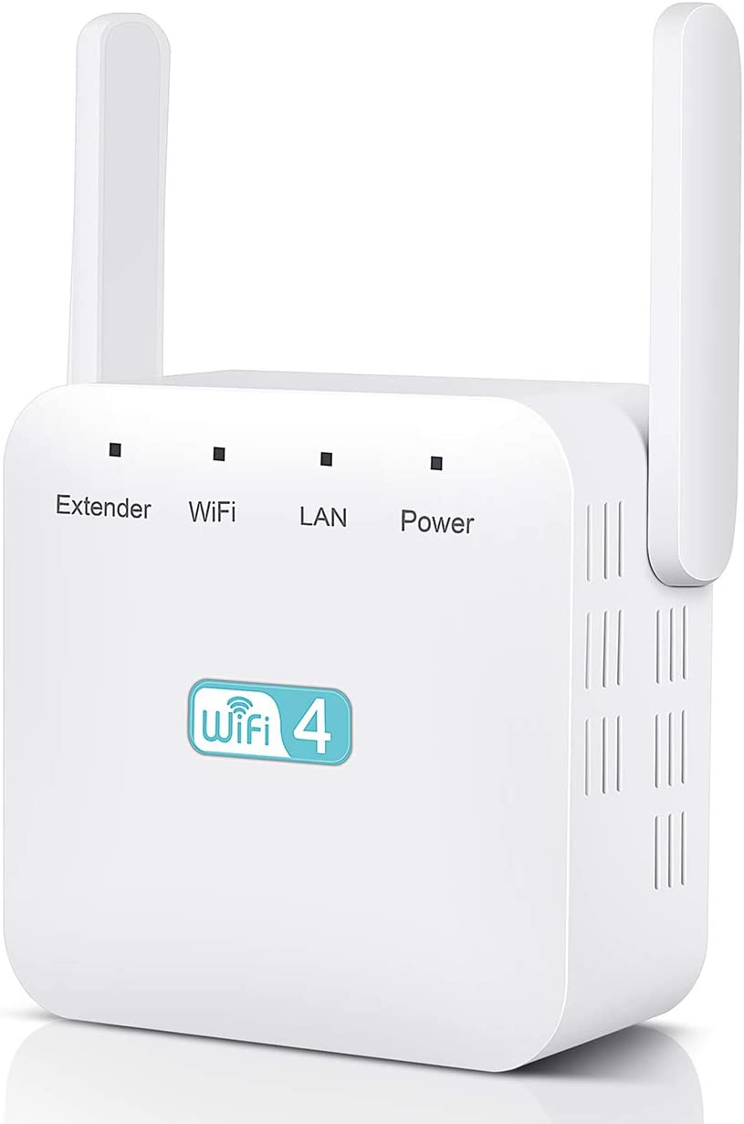 Getue WiFi Repeater Range Extenders for The House,WiFi Signal Booster 1200Mbps 5Ghz YS-6886