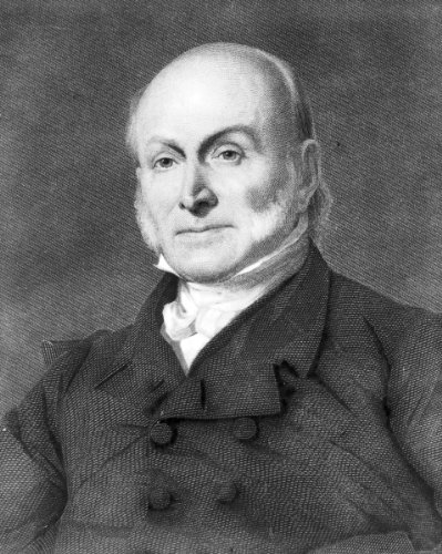 (New 8x10 Photo: John Quincy Adams, 6th President of the United States)