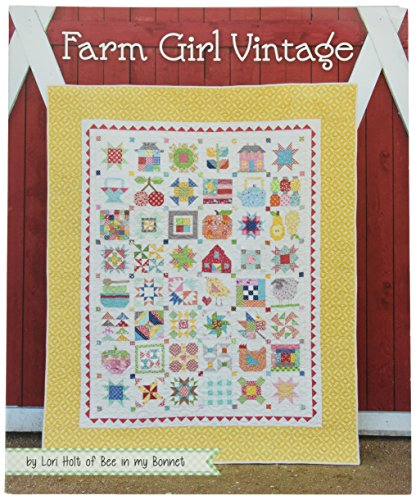 It's Sew Emma ISE906 Farm Girl Book ()