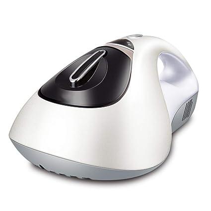 OR&DK Aspirador Anti ácaros UV, Filtración hepa Vibración de Alta frecuencia Elimina ácaros, Chinches